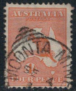 Australia #6  CV $40.00