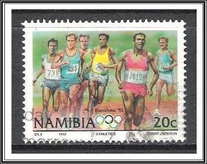 Namibia #718 Summer Olympics Used