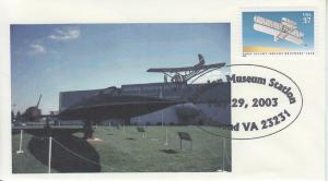 2003 First Flight Centennial Richmond VA Museum Pictorial