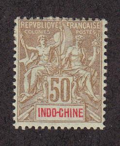 French IndoChina Scott #18 MH