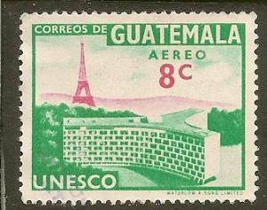Guatemala  Scott  C246    UNESCO   Used