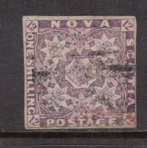 Nova Scotia #6 Used