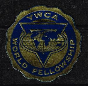 US STAMP YMCA Charity Seal Collection MH/OG STAMP LOT #3