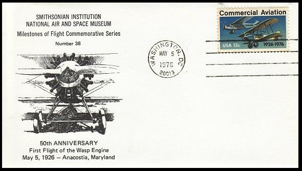 Smithsonian Milestones of Flight Number 38 cover