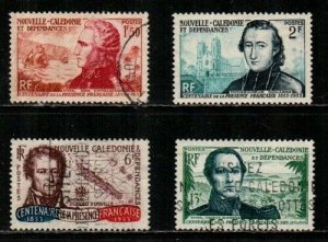 New Caledonia Scott 276-9 Used (Catalog Value $24.00)