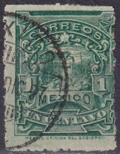 Mexico #242c F-VF Used  CV $20.00 (SU7200)