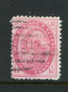 Tonga #1a Used