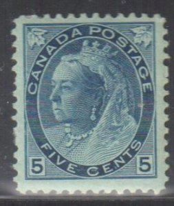 Canada #79 Mint VF H C$350.00