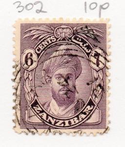 Zanzibar 1926 Early Issue Fine Used 6c. 167874