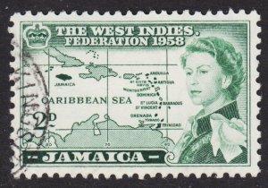 Jamaica Scott 175 VF used.