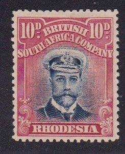 Rhodesia 129, MNH, Perf 15, small gum disturbance