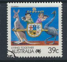Australia SG 1121b - Used  PO Bureau Cancel