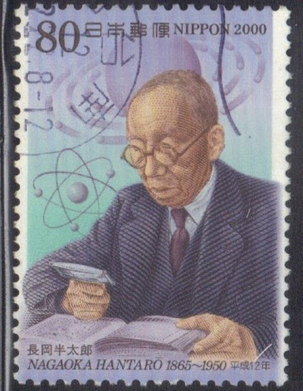 JAPAN SCOTT# 2747 **USED** 80y 2000  RESEARCHER  SEE SCAN