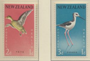 New Zealand Stamps Scott #B57 To B58, Mint Hinged - Free U.S. Shipping, Free ...