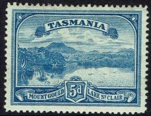TASMANIA 1899 MOUNT GOULD 5D
