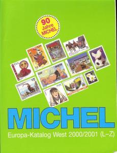 Michel - Europa-Katalog 2000/2001 - West,