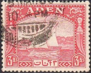 Aden 19373a carmine (Dhow) used
