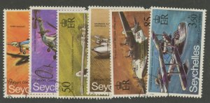 Seychelles 285-90 used aircraft (2110 18)