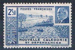 New Caledonia 216B MLH Marshal Petain (N0596)