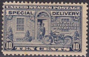 US #E12  Unused CV $45.00  (Z5328)