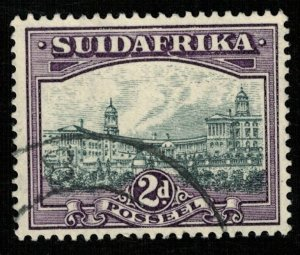 South Africa, 2d (т-6181)