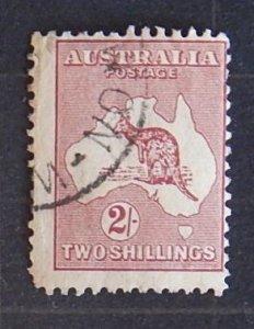 Australia, (1954-T)