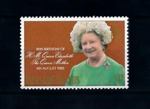 [71921] Falkland Islands 1980 80th Birthday Queen Mother  MNH