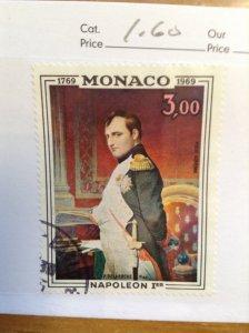 Monaco  Sc  # C76  Used