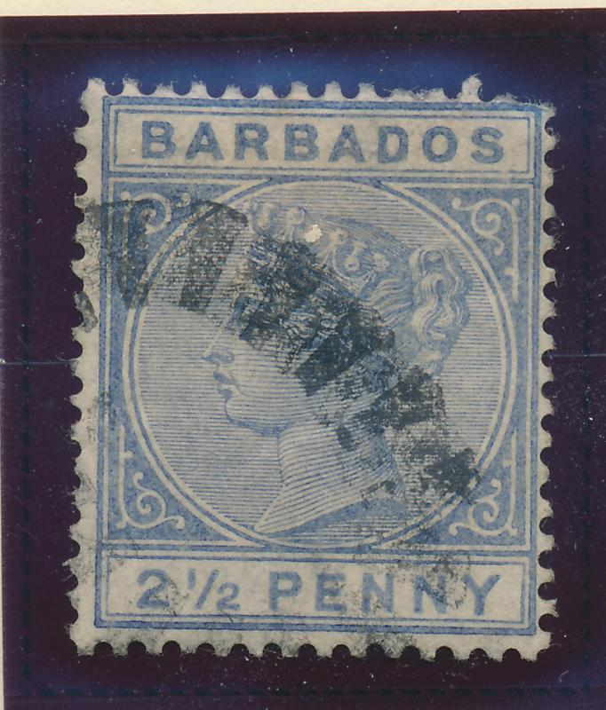 Barbados Stamp Scott #62, Used - Free U.S. Shipping, Free Worldwide Shipping ...