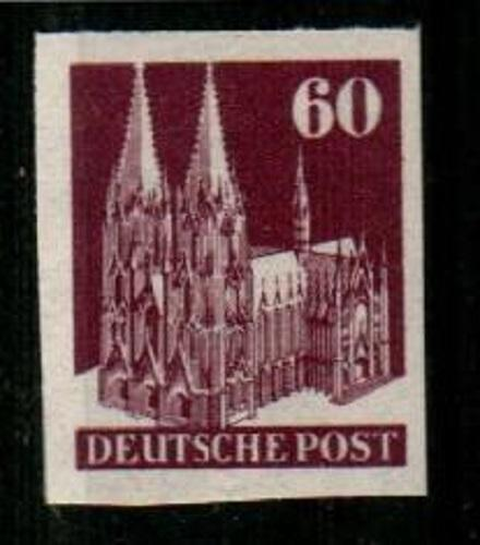 Germany Scott 654 Mint NH imperf (Catalog Value $175.00)