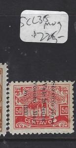 HONDURAS   (PP0209B)  SC   C 39       MOG