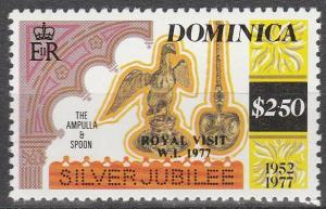 Dominica #553   MNH   (S5924)