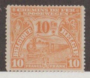 Belgium Scott #Q102 Stamp - Mint Single