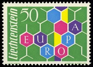 Liechtenstein #356 MNH CV$90.00 Europa CEPT [119873]