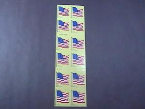 U.S.# 4190a-MINT/NH-BOOKLET PANE OF 10--AMERICAN FLAG--2007