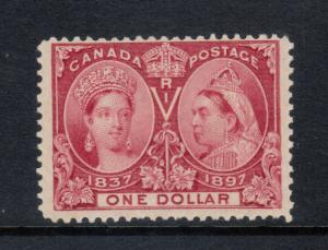 Canada #61 Mint Fine Never Hinged **With Certificate**