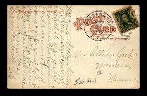 1908 Fonde & Knox RPO Card - L21466