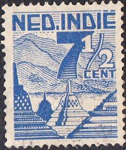 Netherlands Indies #267  Used