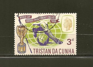 Tristan da Cunha 93  Used
