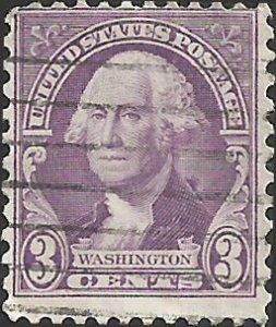 # 720 Used Deep Violet George Washington