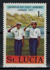 St. Lucia - Scott 420 MNH