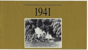 Catalog  # 2559 Sheet Folder World War ll .01
