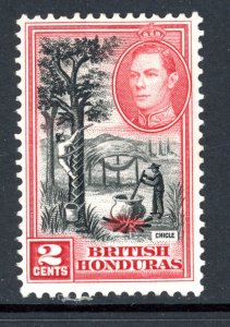 British Honduras 116 UN 1938 (no gum)