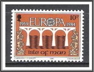 Isle Of Man #260 Europa MNH