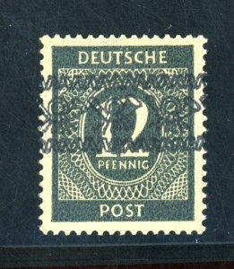 GERMANY #586B MINT VF OG NH SIGNED DR ORERTEL Cat $138