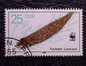 German Democratic Republic Scott #2619 used