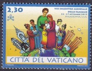 Vatican City #1594  MNH CV $5.25  (Z3086)