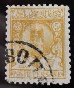 Iran Scott# 89 Used F/VF Cat. $30.00