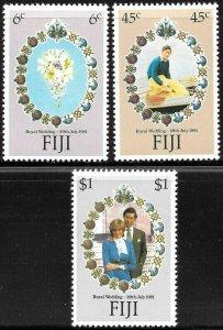 [1001] Fiji # 442 - 44 Mint Never Hinged