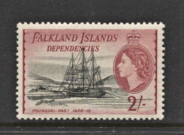 STAMP STATION PERTH -Falkland Is.Dep.#1L29 Definitive MNH OG VF